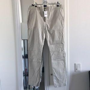 NWT J. crew mercantile slim-fit chino pants